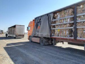 واردات آخال از آسیای میانه و اروپا