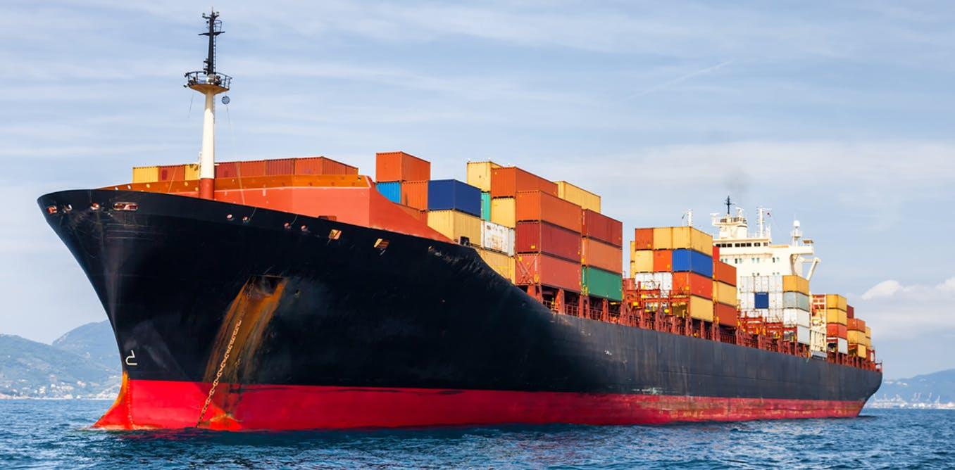 حمل و نقل دریایی بارناو